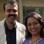 Anil & Deepa thomas