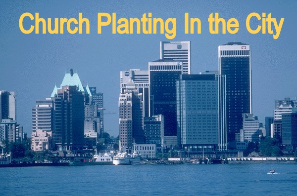 Church Planting in the city