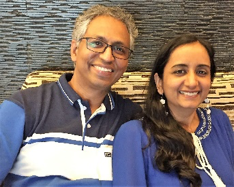 Joemon & Sunitha Joseph